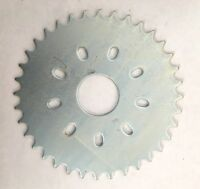 66/80cc Motor bicycle GAS ENGINE parts - 36 teeth FLAT sprocket only ( no mount)