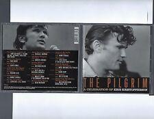 The Pilgrim: A Celebration of Kris Kristofferson LIKE NEW SHIPS FREE US