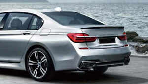 PERFORMANCE STYLE REAR TRUNK LIP SPOILER FOR BMW 7 SERIES 2016-2020