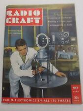 Radio Craft Magazine Servicing Airline Radio Equipment October 1946 102914R1