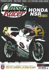 Classic Racer 2007 - Toni Mang 1972 Yamaha XS2 Racer Honda NSR500 Nico Bakker V4