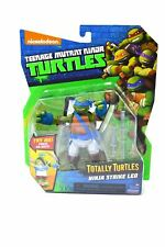 Teenage Mutant Ninja Turtles Strike Leo Action Figure