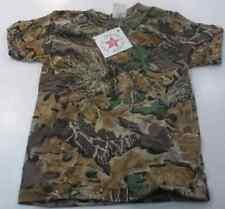Rattlers Boys Advantage Camo T-Shirt Large 18966
