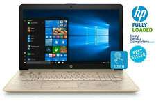 """New listing Hp Laptop Touchscreen 17.3"""" Win10 8Gb 1Tb Dvd+Rw WiFi Bluetooth (Fully Loaded)"""