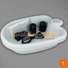 LATEST MODEL NEW ION IONIC DETOX FOOT BATH AQUA CLEANSE SPA WITH TUB