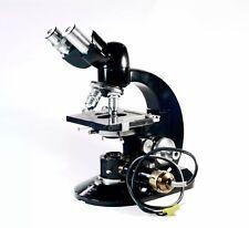 Reichert Austria Biozet Microscope with Vertical Phototube and Box - Mikroskop
