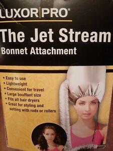 Luxor Pro Jet Stream Bonnet Hair Dryer Attachment