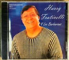"Harry Fraticelli y los Barbararians - "" Serie Coleccion   CD / Harry Fraticheli"