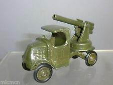 """Vintage John Hill & Co (JOHILCO) modèle 606 G. Mack Anti-Aircraft Camion """"RARE"""""""