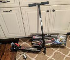 New listing Razor Turbo A black label electric scooter