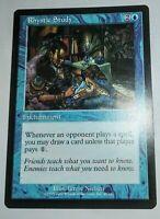Rhystic Study NM/LP - Prophecy - Free CANADA Shipping MTG edh blue draw staple