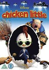 Chicken Little Disney DVD R2