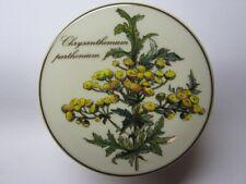 Villeroy & Boch Deckeldose Botanica Ø 10 cm Chrysanthemum parthenium