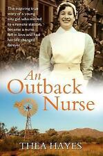 An Outback Nurse by Thea Hayes (Paperback, 2014)