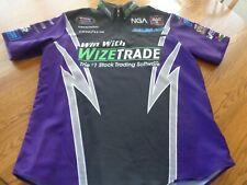 NASCAR Busch Series Race Used Pit Crew Shirt - Rusty Wallace Racing - WizeTrade