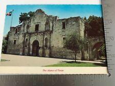 Vintage Postcard The Alamo of Texas San Antonio Texas