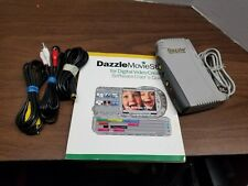 DAZZLE DIGITAL VIDEO CREATOR DVC-USB - No power cord