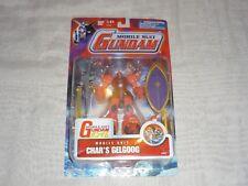 "2001 bandai Mobile Suit Gundam Cher's Gelgoog 5"" Action Figure MISP"