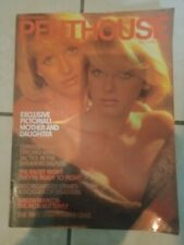Vintage Porn Magazine Penthouse September 1984 MOTHER AND DAUGHTER!
