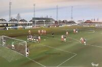Kidderminster Harriers 1994 FA Cup   20'' x 30'' Poster Print