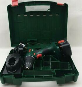 Bosch Combi Drill PSR14,4 with battery and charger