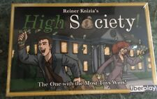 Uberplay Boardgame High Society New In Sealed Box