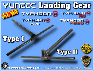 Yuneec Typhoon H / H-Pro / H-Plus / H530 Landing Gear Assembly YUNTYH110