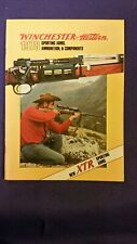 1978 Winchester- Western Sporting Arms Catalog