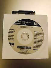 NEW HP Windows 10 Pro 64Bit OS Restore Recovery OEM DVD Disc
