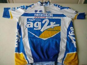 Bike Jersey AG2R XL