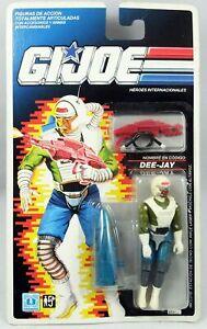 G.I.JOE - 1989 - Dee-Jay