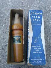 Jc Higgins Crow Call No. 720