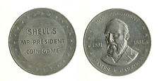pci7242) Jeton Token Shell's Coin Game Garfield 20th President