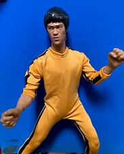 Enterbay  Bruce Lee Game Of death 1/6Th Scale Custom Action Figure