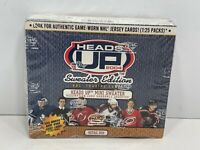 2004 Pacific Trading Cards Heads Up Sweater Edition NHL 136 Cards, NEW Sealed!