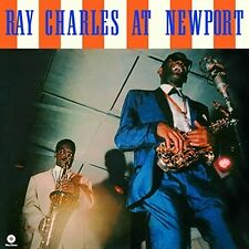 Ray Charles - At Newport [New Vinyl] Spain - Import