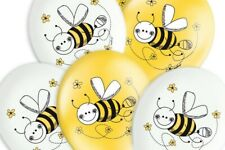 Bee Balloons Kids Party Decorations 1st Birthday One