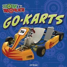 GO-KARTS - BARGER, JEFF - NEW PAPERBACK BOOK