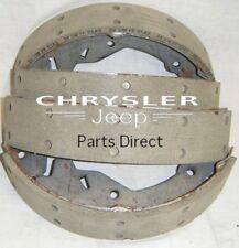 NEU Chrysler PT Cruiser 1.6 hintere Bremsbacken 01 bis 10 05018209aa