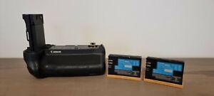 EOS R: BUNDLE! Canon BG-E22 Battery Grip For E0S R + 2 Genuine Canon batteries