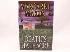 LIKE NEW! Death's Half Acre by Margaret Maron (2008, Hardcover)