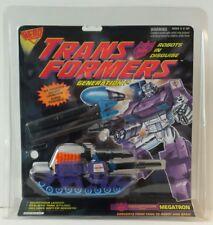 G2 HERO MEGATRON; 1993 Hasbro; Transformers Generation 2; Brand New MOSC
