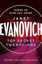 Top Secret Twenty-one by Janet Evanovich (Paperback, 2015)