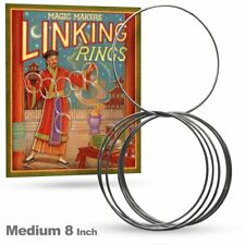 "Linking Rings 8"" Medium"