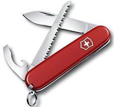 Victorinox Swiss Army Swiss Walker Red Combination Tool Pocket Knife 0.2313US2