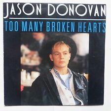 JASON DONOVAN Too many broken hearts 654825 7