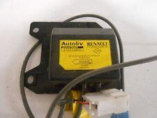 renault twingo 1 boitier pretentionneurs ceintures sécurités