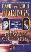 The Rivan Codex Ancient Texts of The Gelbariad and The Malloreon 9780345435866