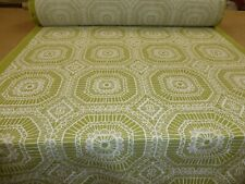 HARLEQUIN - MACRAME GOOSEBERRY - Embroidered Fabric