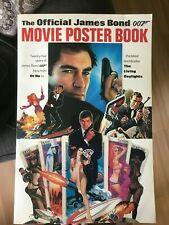 The Official James Bond 007 Movie Poster Book